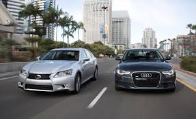2013 Lexus GS450h Hybrid Test | Review | Car and Driver