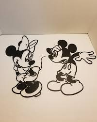 mickey mouse minney mouse metal wall art disney lot of 2 metal wall art metal walls and mickey mouse  on mickey mouse metal wall art with mickey mouse minney mouse metal wall art disney lot of 2