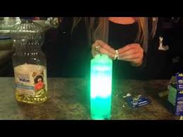 How Does A Lava Lamp Work Cool How To Make A Homeade Lava Lamp That Lights Up YouTube