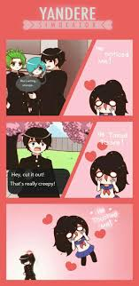 28 Best Yandere Images On Pinterest Videogames Video Games And