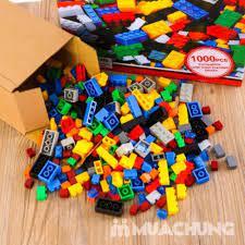 Báo giá Bộ Lego Lắp Ráp 1000 chi tiết (Hàng Cao cấp) chỉ 155.000₫