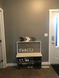 diy entryway shoe storage glider chair bench inspirational with