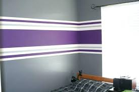 Striped painted walls Designs Wall Stripe Painting Ideas Striped Wall Painting Painting Over Striped Walls Painting Walls Grey Tips Pictures Pinoleinfo Wall Stripe Painting Ideas Striped Wall Painting Painting Over