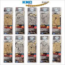 <b>KMC</b> X8 X9 X9sl <b>X10 X10sl</b> X11SL X12 Bike Chain 9S <b>10S</b> 11S ...