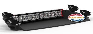 Feniex Fusion 2X Single Color LED Dash Deck Light FN2116Fusion Led Deck Lights