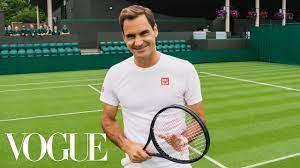 Roger Federer | Vogue