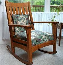 antique rocking chairs styles craftsman style rocking chair antique l j g mission oak within craftsman style rocking antique rocking chairs styles