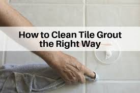 best way to clean tile grout and how to do it yourself
