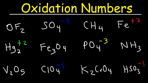 Charting Oxidation Number Worksheet Answer Key How To Calculate Oxidation Numbers Basic Introduction