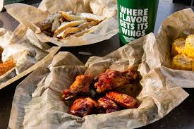 Wingstop Sauce Chart Wingstop Menu Review Which Flavor Wings Should You Order