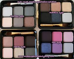 mac cosmetics makeup royal ets eyeshadow palettes all