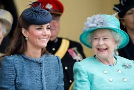 Her parents founded a party supply company that has made them millionaires, so she's no stranger to but kate's not waiting anymore. The Queen And Kate Middleton Will Appear In A Tv Special On The Same Day As Meghan Markle S Oprah Interview Marie Claire