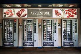 Tap Vending Machines Magnificent Applestone Meat Vending Machines Expanding In New York