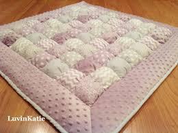 Purple Gray Baby Bubble Quilt Puff Quilt Biscuit Quilt Bubble & 🔎zoom Adamdwight.com