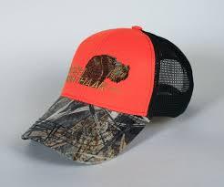German Wirehaired Pointer Hat, Drahthaar hat, German pointer cap ...