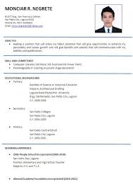 Samples Of Resume For Job Application Best Of English Teacher Resumes Musiccityspiritsandcocktail