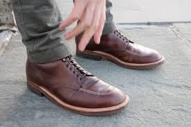 Alden Shoe Size Chart Alden Indy Review Is It Worthy Of Indiana Jones