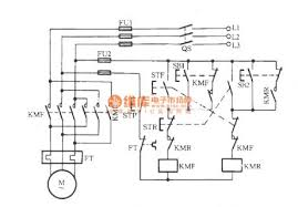 index 1584 circuit diagram seekic com three phase motor contactor button interlock action for switching circuit