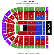 Sears Centre Arena Sears Centre Arena Tickets And
