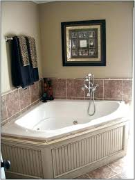 54 x 40 garden tub tile surround bathtub replacement for mobile home