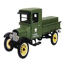 1923 Ford Model TT Pickup Truck US Arny 1/32 Scale (Army Green ...