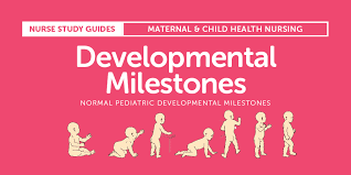 Developmental Milestones Nursing Study Guide