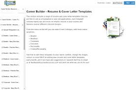 Gallery Of Resume Hero Career Builder Ebook Database Cover Letter 42