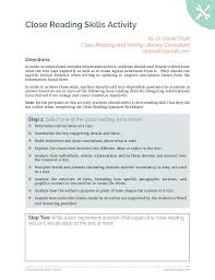 close reading essay example english essay example view larger