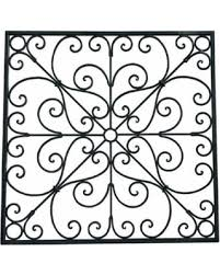 metal square grapevine scroll wall art on metal grape vine wall art with don t miss this deal on metal square grapevine scroll wall art