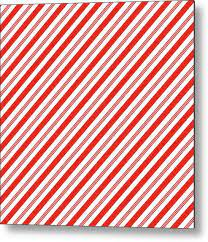 Sara elliott if you've decorated your tree with those sweet hooked candies that look like. Candy Canes Stripes Art By Linda Woods Metal Print By Linda Woods