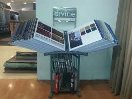 Carpet Display Stands