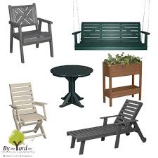 By the Yard American Made Outdoor Furniture & Accessories