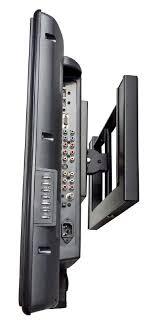 lockable tilting tv wall mount bracket for samsung un65js8500fxza