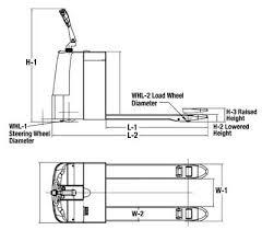 Electric Pallet Truck Heavy Duty