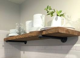 Raw Wood Floating Shelves Simple Raw Wood Shelves Large Size Of Shelving Wood Floating Shelves