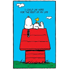 snoopy woodstock poster