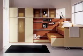 Kids Bedroom Designs Extraordinary Attic Kids Bedroom Design With Bunk Beds Built In