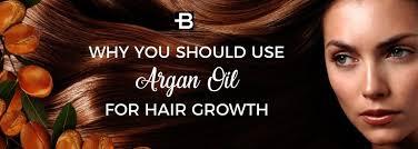 use argan oil for hair growth