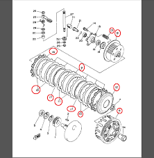 clutch release in reverse forward gears these are the parts you need lo be looking at