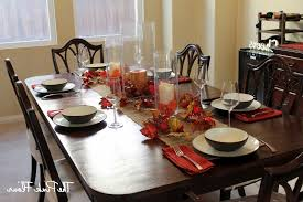 Formal Dining Room Table Settings Tables Ideas