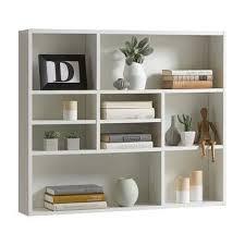 cube shelf wall shelving units
