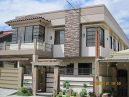 Philippines modern house exterior design | Dream house | Pinterest ...