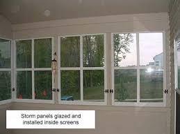 plexiglass windows screened porch removable windows for screened porch in screen teamns