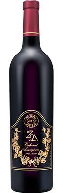 zd reserve cabernet sauvignon