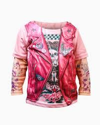 accessories biker toddler shirt
