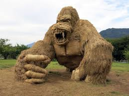 Image result for image of straw animal tokyo university