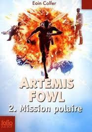 artemis fowl 2 mission polaire