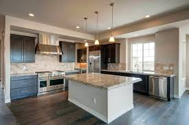 contemporary kitchens with dark cabinets. Brown Contemporary Kitchens With Dark Cabinets T