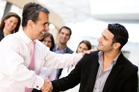 Image result for two people shaking hands