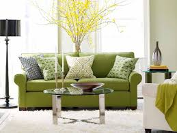 Yellow Living Room Decorative Accessories